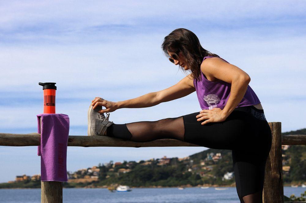 Spierkrampen tijdens het sporten te voorkomen of te verlichten