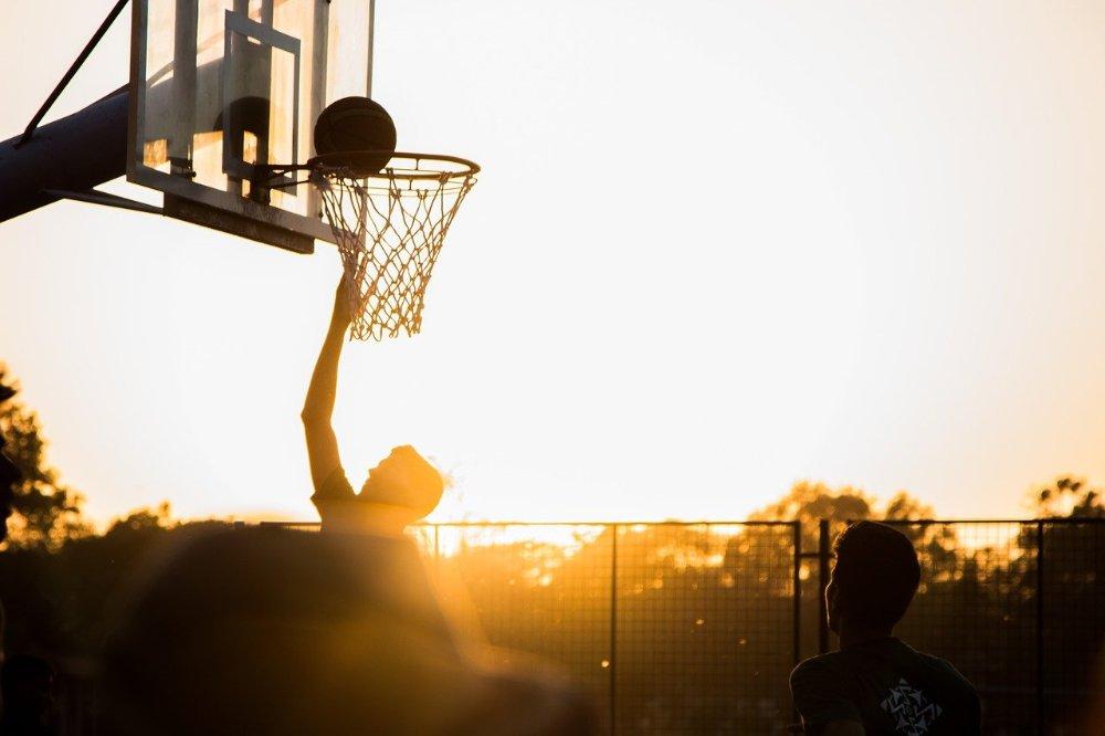 Goed voorbereid op het basketbalveld
